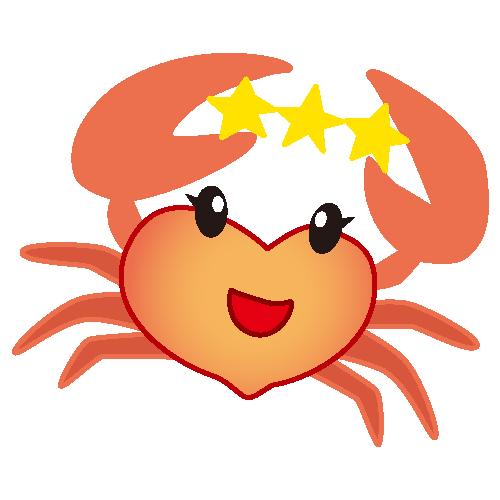 蟹座 明日の運勢